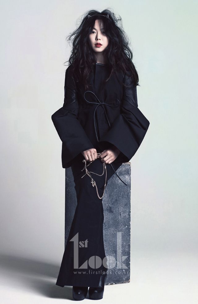 Kim Min Hee Covers First Look Vol 15 Couch Kimchi