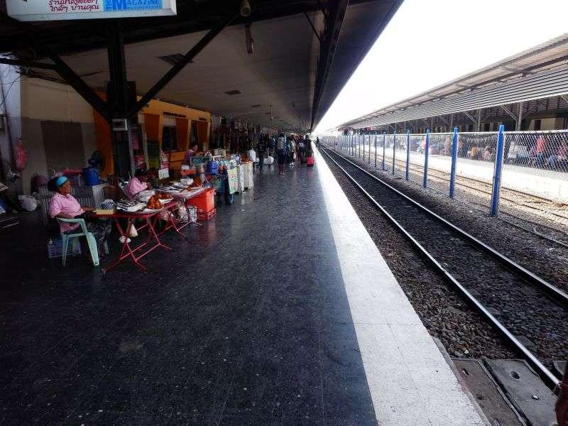 Bahnhof Hat Yai