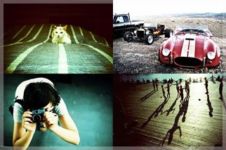 beautiful lomo photographs