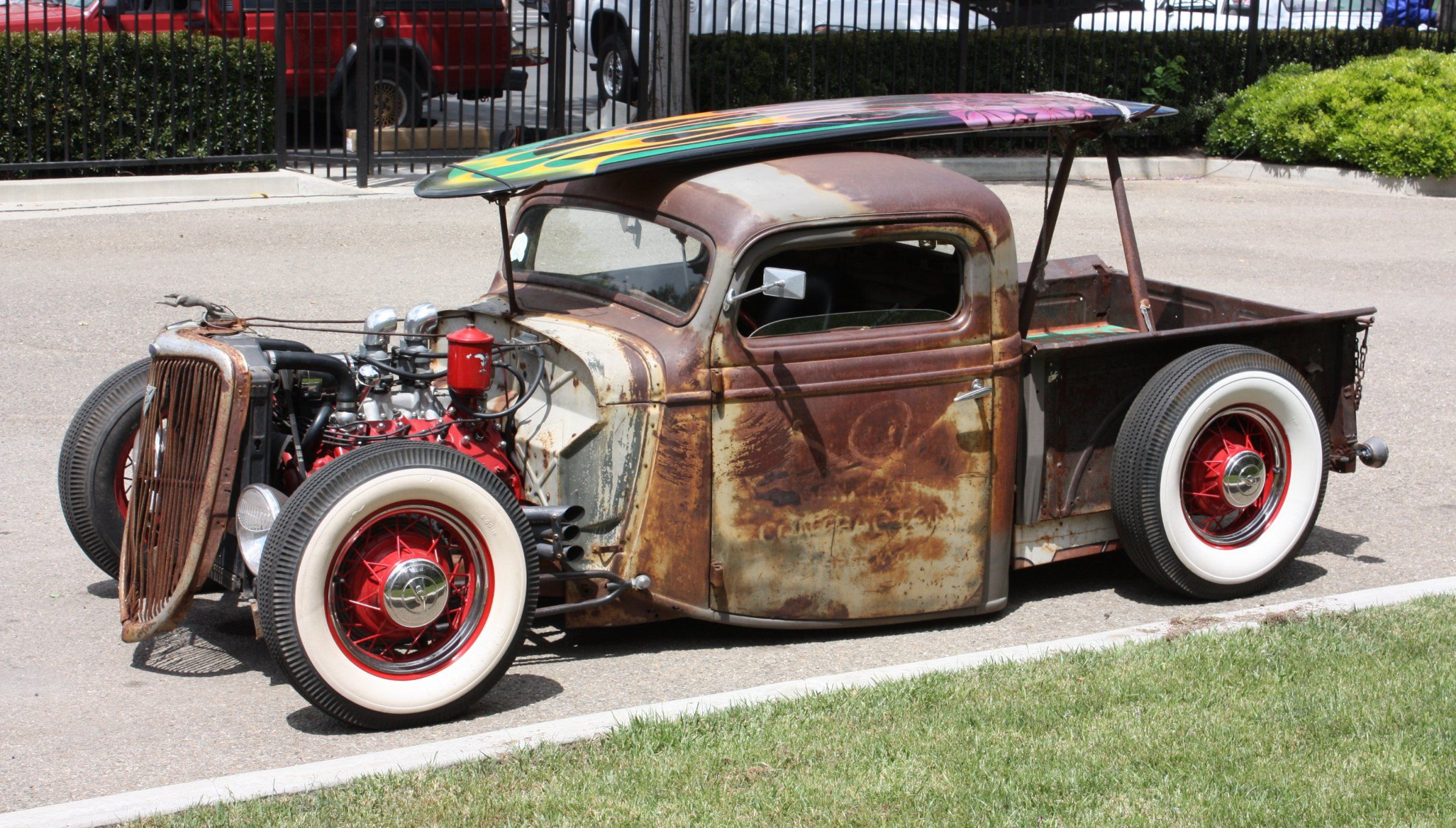 Fourtitude Com Show Me Some Ratrod Builds