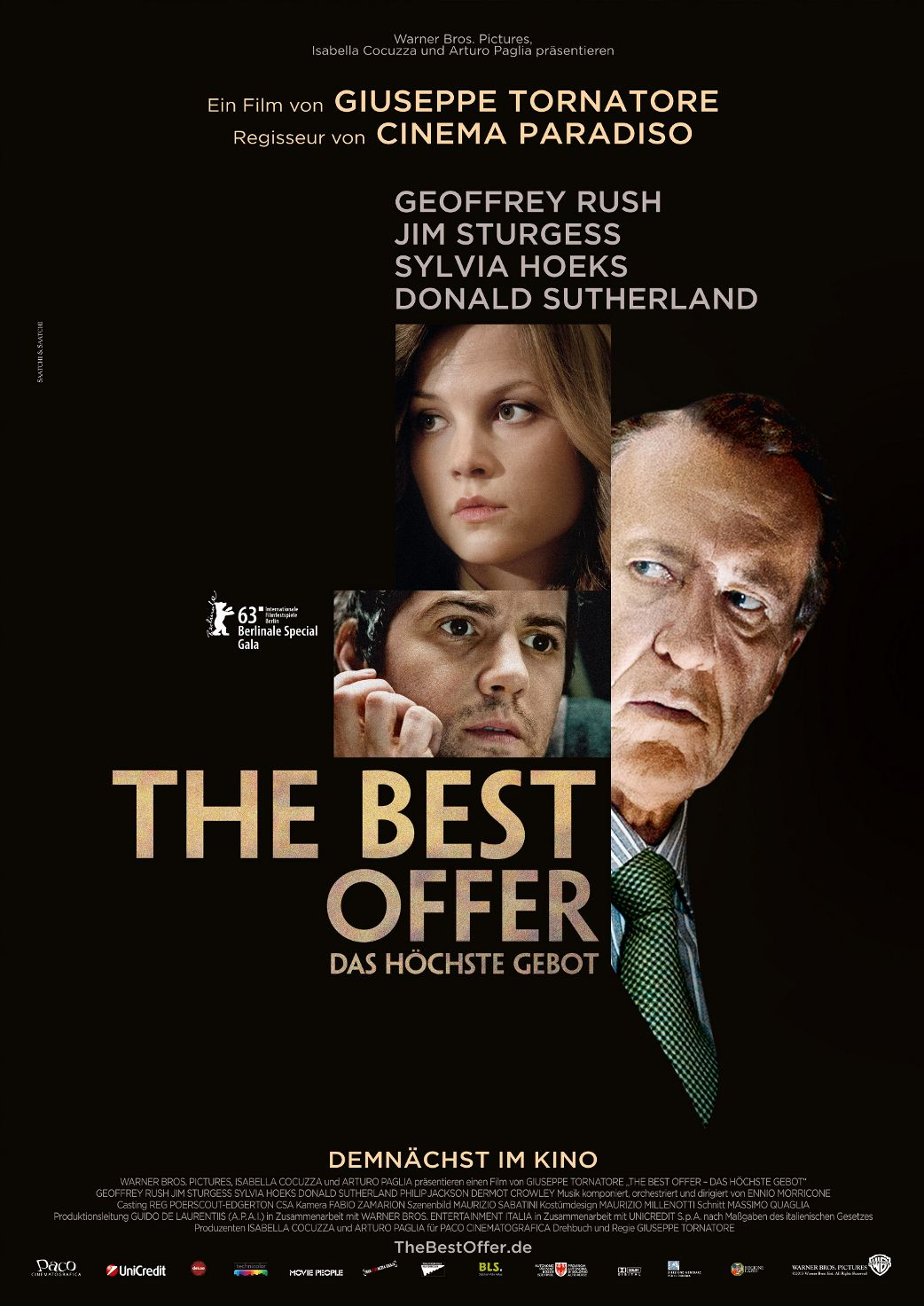 The Best Offer - 2013 BRRip XviD AC3 - Türkçe Altyazılı indir