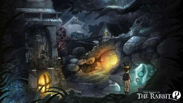 [PC] โหลดเกมส์ THE NIGHT OF THE RABBIT