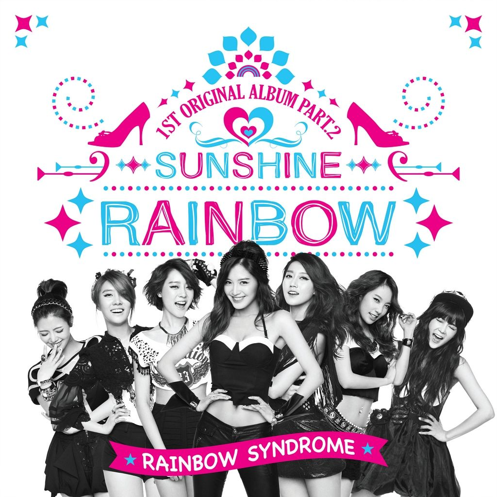[Album] Rainbow - Rainbow Syndrome Part.2