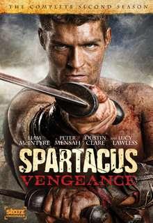 Spartacus Vengeance 2. Sezon Tüm Bölümler BDRip XviD Türkçe Altyazılı Tek Link indir