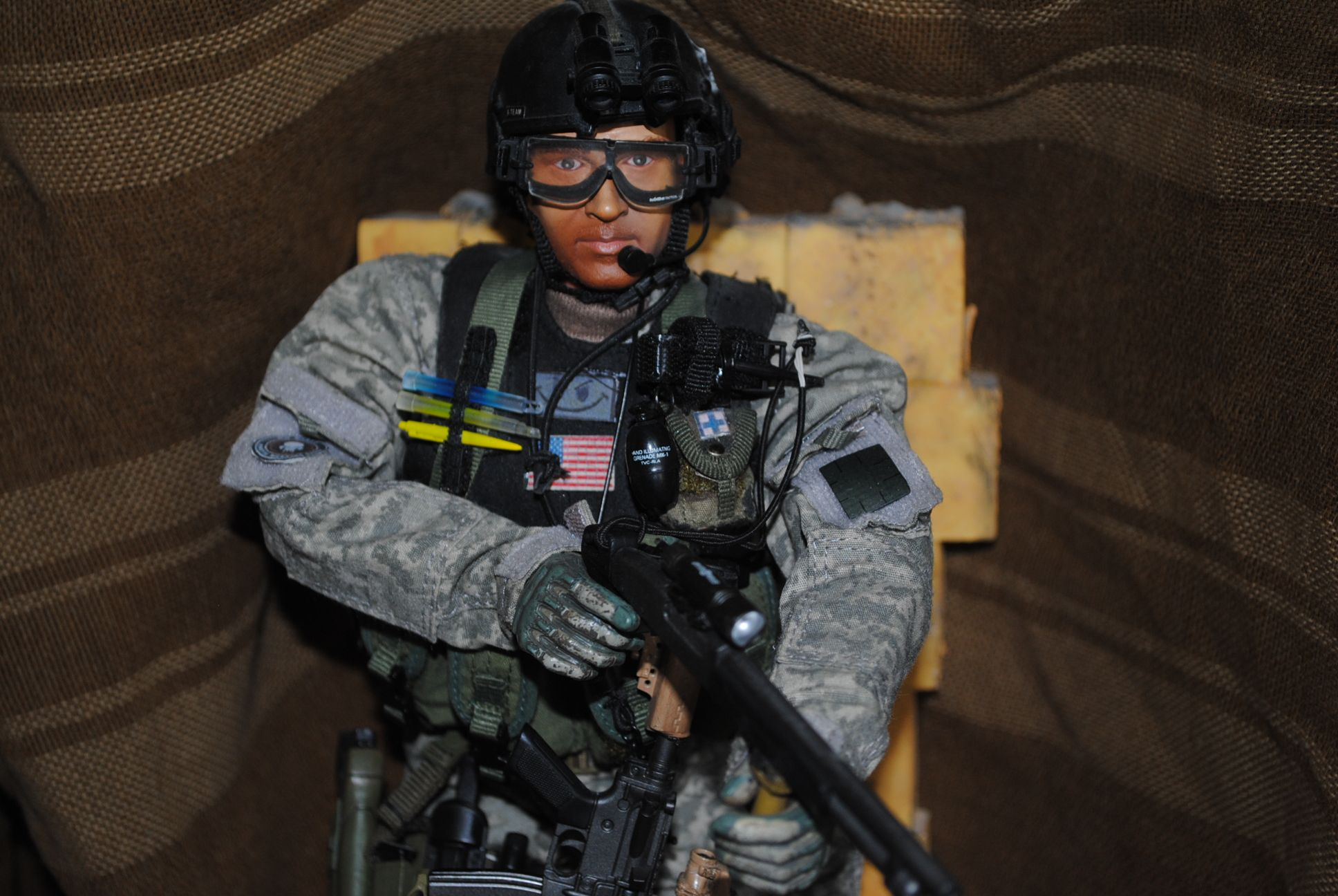 Combat Applications Group (CAG) oder einfach delta force - OSF - THE