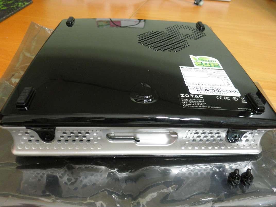 Zotac ZBOX HD-ND22 NVIDIA RAID Driver Windows 7