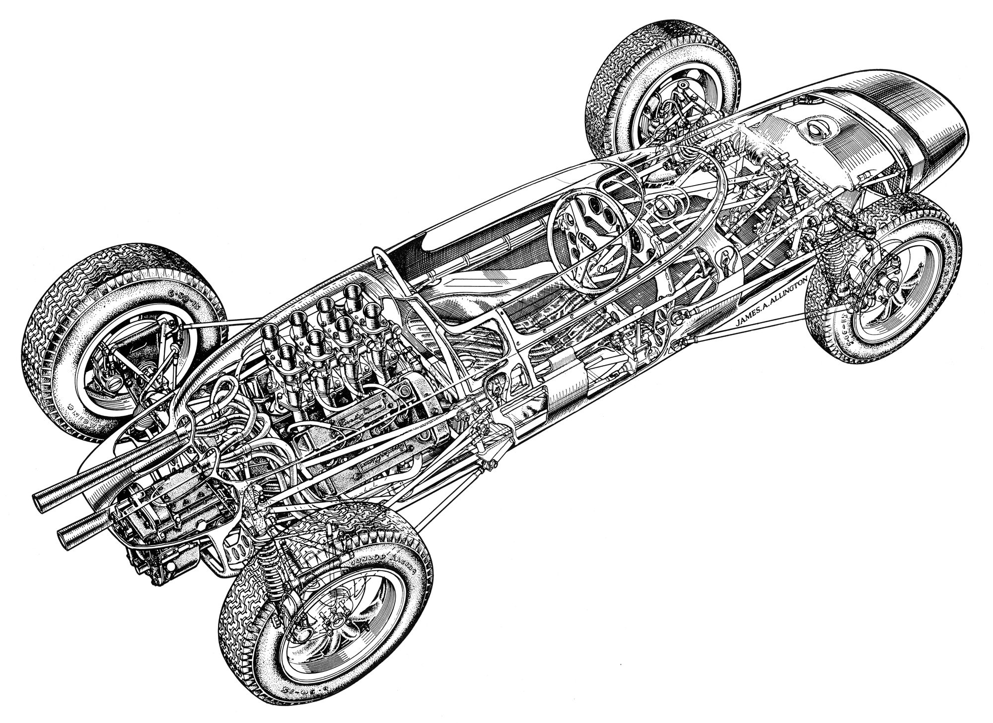 The Cutaway Drawing And Its Artists Page 61 The