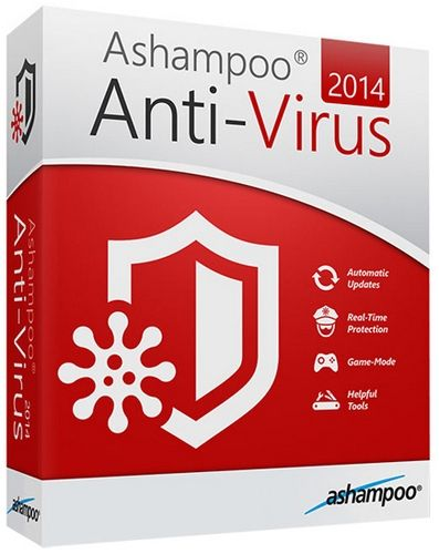 Ashampoo Anti-Virus 2014 v1.0.5 Türkçe
